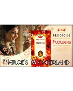 Precious Flowers Incense Sticks by HEM