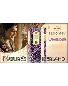 Precious Lavender Incense Sticks by HEM