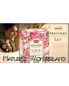 Precious Lily Incense Sticks by HEM