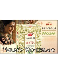 Precious Mogra (Jasmine) Incense Sticks by HEM