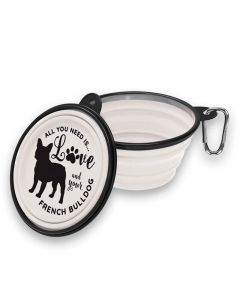 Portable Bowl by Lisa Pollock