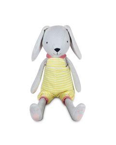 Benny Knit Bunny Pals Plush Toy - Apple Park