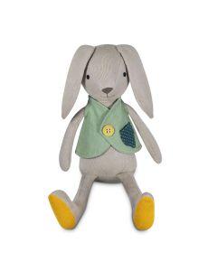 Luca Knit Bunny Pals Plush Toy - Apple Park