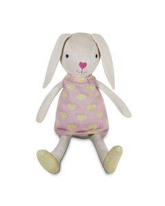 Luella Knit Bunny Pals Plush Toy - Apple Park