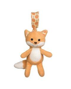 Fox Stroller Toy - Apple Park