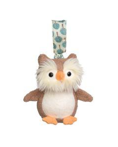 Owl Stroller Toy - Apple Park