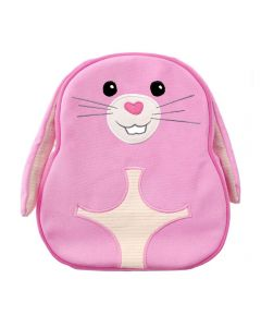 Bunny Backpack - 100% Recycled Fabric - Apple Park