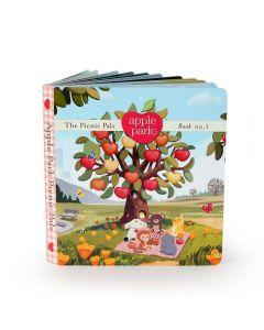 The Picnic Pals, Big Book 1 - Apple Park