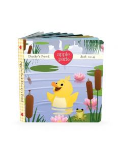 The Picnic Pals, Book 4: Ducky's Pond - Apple Park