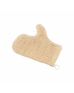 Sisal Body Mitt / Hand Glove - Bass Brushes