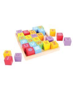 ABC Blocks - Bigjigs Toys