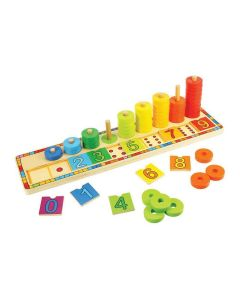 Learn to Count - Bigjigs Toys