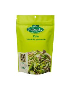 Kale - bioSnacky Sprouting Seeds - 100g - A. Vogel