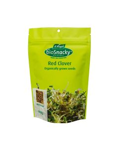Red Clover - bioSnacky Sprouting Seeds - 100g - A. Vogel