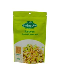 Soybean - bioSnacky Sprouting Seeds - 100g - A. Vogel