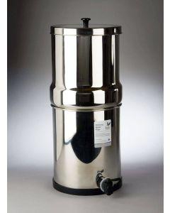 Doulton British Berkefeld Stainless Steel Gravity Water Filter System