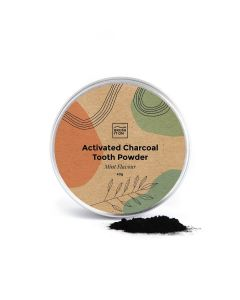 Activated Charcoal Tooth Powder - Brush It On