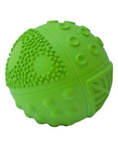 "Meadow Sensory Ball Petit (3"") - 100% natural rubber - CaaOcho Collection"