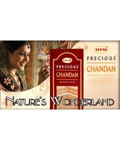 Precious Chandan (Sandalwood) Incense Sticks by HEM