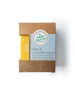 Dish & Laundry Solid Soap - The Australian Natural Soap Company