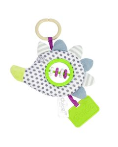 Activity Hedgehog Plush - Dolce Toys