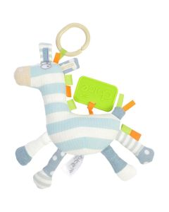 Activity Zebra Plush - Dolce Toys
