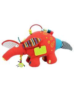 Antoine the Aardvark Plush - Dolce Sensory Toys