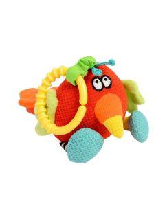 Petra the Parrot Plush - Dolce Sensory Toys