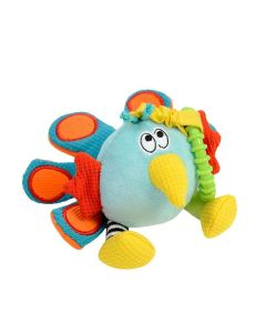 Pierre the Peacock Plush - Dolce Sensory Toys