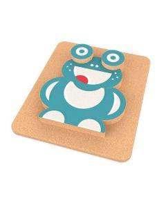 3D Frog Puzzle - Elou