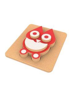 3D Owl Puzzle - Elou