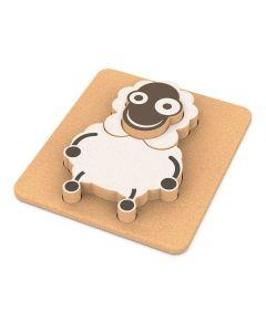 3D Sheep Puzzle - Elou