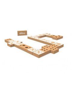 Dominoes Numbers - Elou