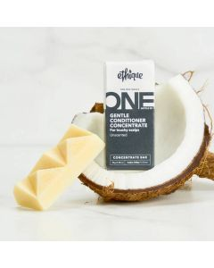 Unscented Gentle Conditioner Concentrate - for Touchy Scalps - 25g - Ethique
