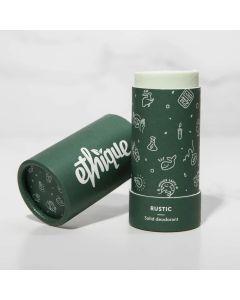 Rustic Solid Deodorant Stick - 70g - Ethique