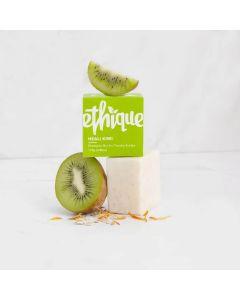 Heali Kiwi Solid Shampoo - for Touchy Scalps - 110g - Ethique