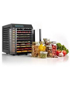 10 Tray RES10 Excalibur Smart Digital Compact Food Dehydrator