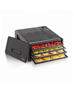 4 Tray 4400 Excalibur Economy Home Compact Food Dehydrator