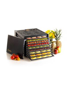 9 Tray 4926T (with Timer) Excalibur Large Garden Home Food Dehydrator