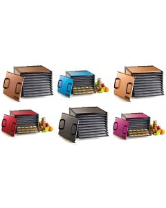 9 Tray D902 Colours Excalibur Food Dehydrator