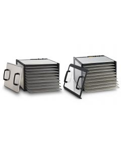 9 Tray D902SHD Excalibur Stainless Steel Food Dehydrator