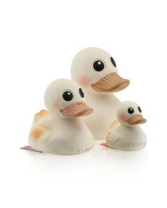 Kawan Duck - Family - Natural Rubber Toy - Hevea