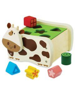 Cow Geo Sorter - I'm Toy