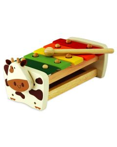 Cow Xylophone Bench - I'm Toy