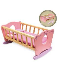 Dollie Rocking Bed - I'm Toy