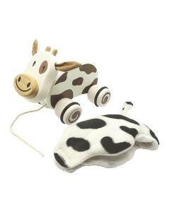 Paddie Pull Along Pet - Calfie - I'm Toy
