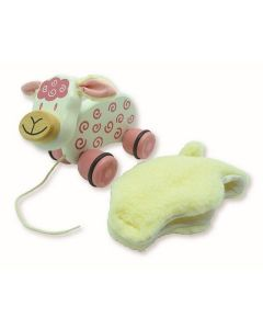 Paddie Pull Along Pet - Lambie - I'm Toy