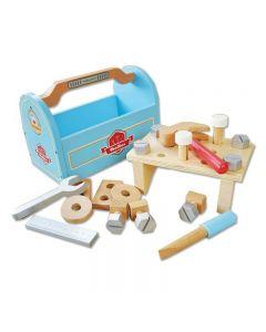 Little Carpenters Tool Box - Indigo Jamm