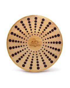 Balance Disk - Bamboo - Kinderfeets