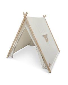 Cotton Tent, Natural - Kinderfeets
